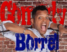 Comedy Borrel Eindhoven